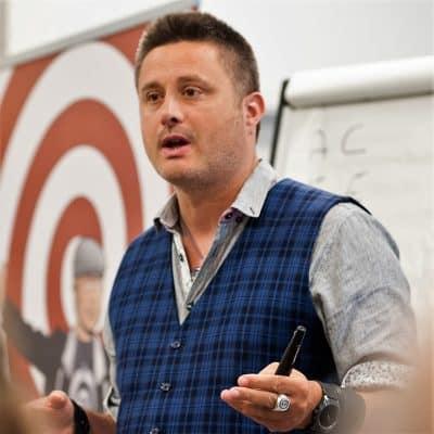 Rob De Groof-Zaakvoerder – Hypnose coach