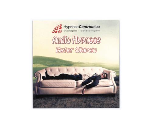 Audio Hypnose Beter slapen