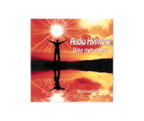 Audio Hypnose Weg met stress