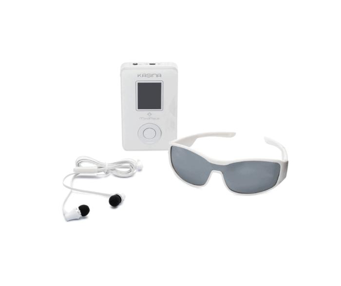 Kasina - Mind Machine Met koptelefoon & bril
